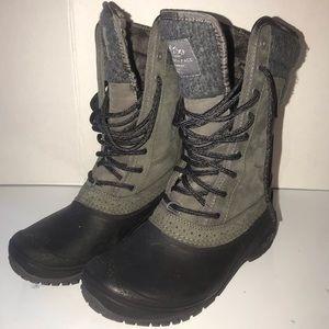 North Face calf boots